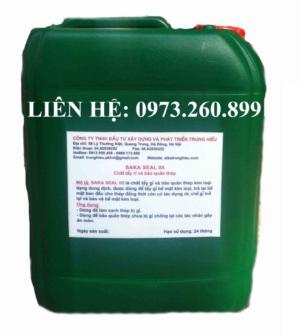 Sakaseal 05 - Hóa chất tẩy rỉ thép