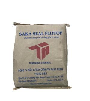 Sakaseal Flotop - Bột tăng cứng bề mặt sàn bê tông